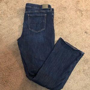 *American Eagle Women's Boot Cut Jeans. Sz 20 Long